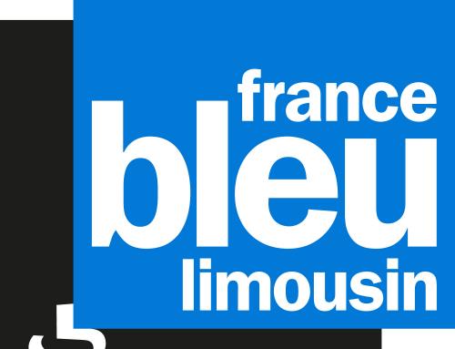 Passage en radio sur «France Bleu Limousin», le 12 avril 2019